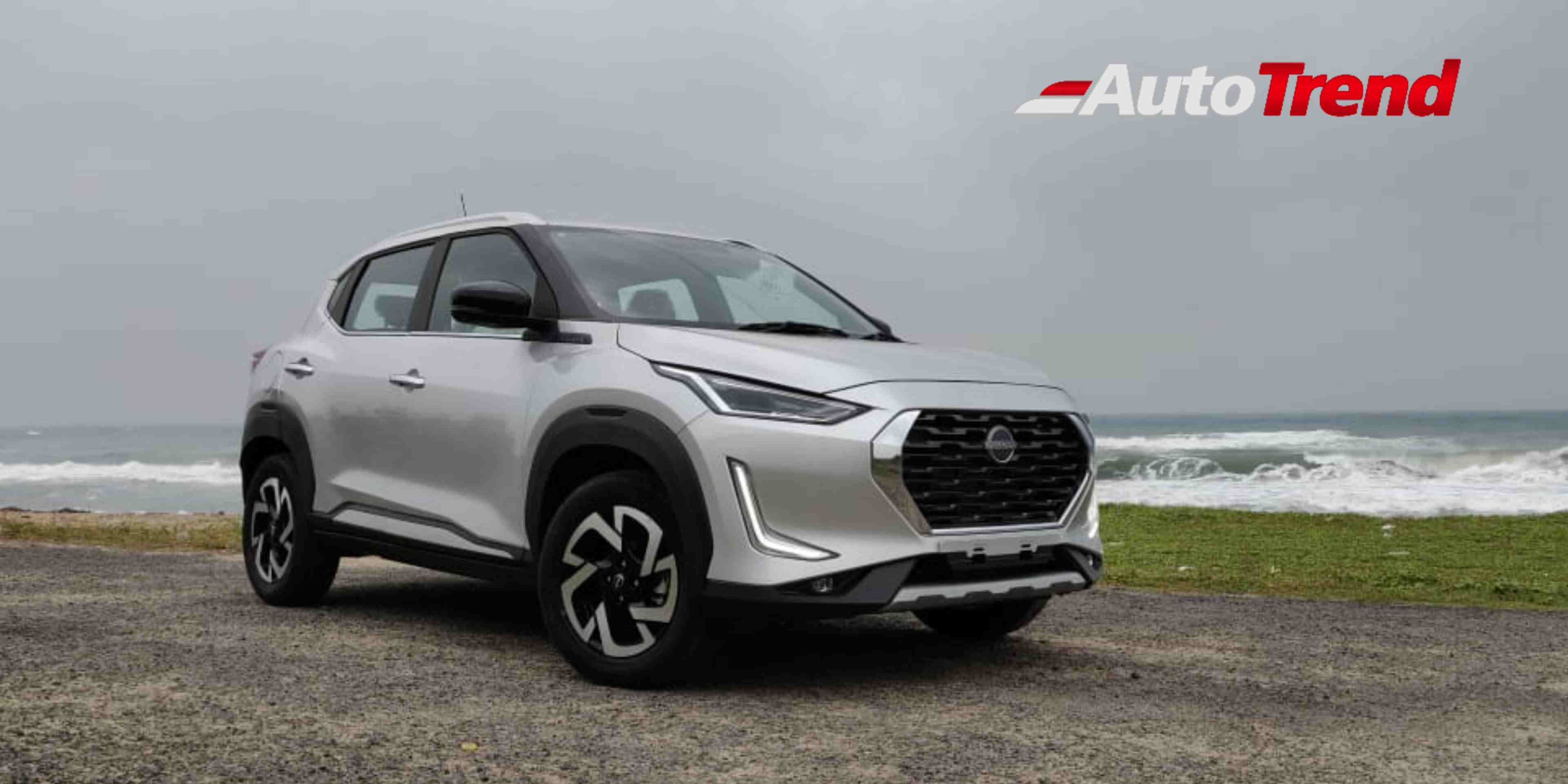 All new Nisaan Magnite SUV Launched in India